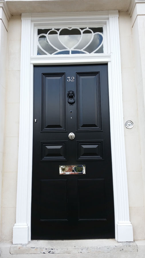 Georgian Period Doors London And Surrey The Period
