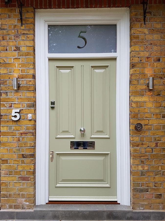 Georgian Period Doors London And Surrey The Period