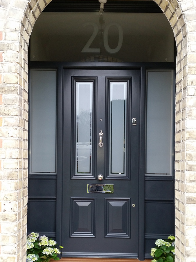 Bespoke Edwardian Door