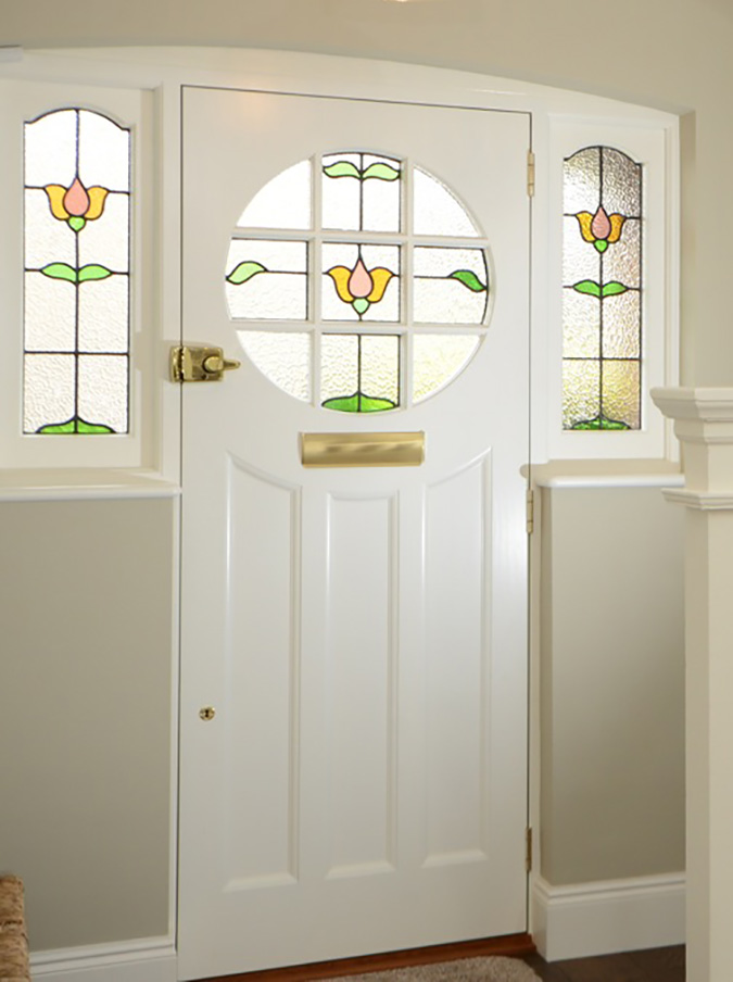 Bespoke Edwardian Doors